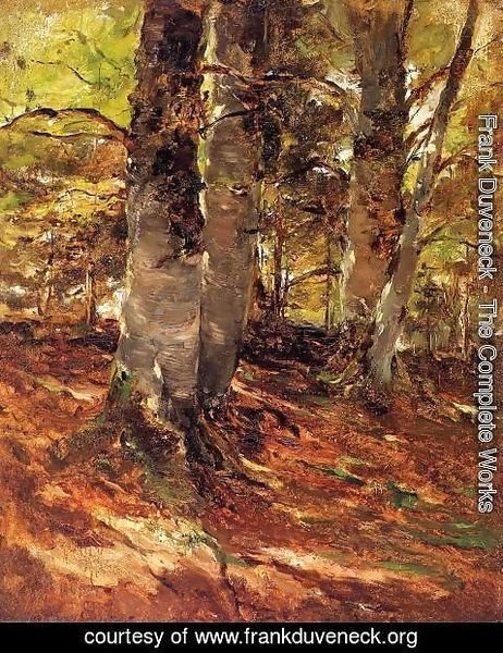 Frank Duveneck - Beachwoods at Polling