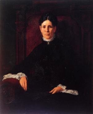 Portrait of Frances Schillinger Hinkle