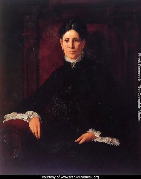Portrait of Frances Schillinger Hinkle I