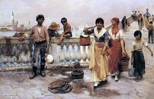 Water Carriers, Venice I