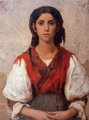 Florentine Flower Girl II