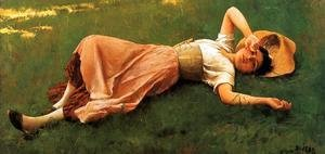 Frank Duveneck - Siesta, Number Two