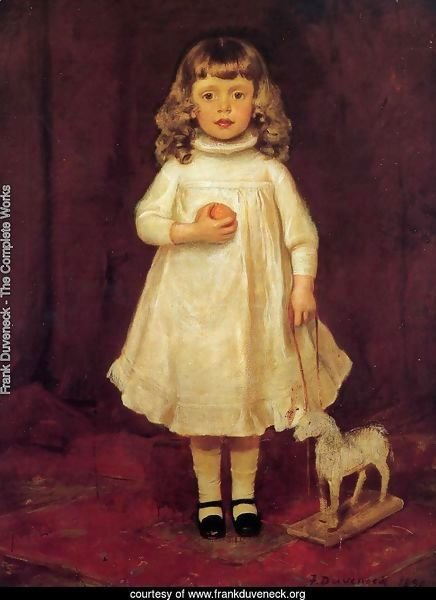 F. B. Duveneck as a Child I