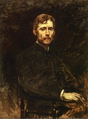 Portrait of Emil Carlson I