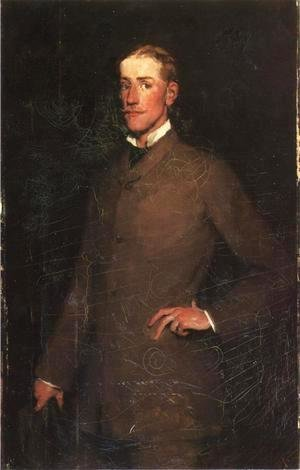 Portrait of Ralph Curtis I